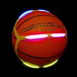 Glow-in-the-Dark Basketball